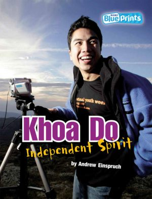 Khao Do (Young Australian of the Year in 2005, lawyer, film director, screenwriter, professional speaker, philanthropist, brother of Anh Do)