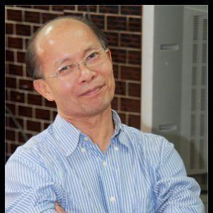 Nguyen Van Hung, Catholic priest, and human rights activist on Taiwan