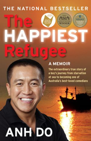 Anh Do (comedian, actor, author, brother of Khoa Do)